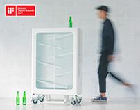 Interactive Glass Recycle Bin 光景玻璃回收站