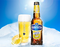 Refresh Bavaria's worldwide packaging design.