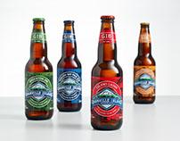 Granville Island Brewing Packaging + Rebranding