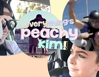 Peachy Kim: Vlog Intro