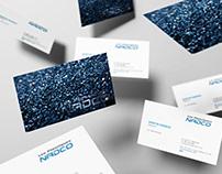 PLASTIQUES NADCO cartes d'affaires et site web
