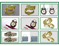 jewelry clipping path