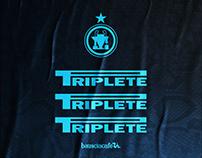 TRIPLETE 2010 x BC