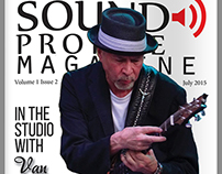 Sound Profile Magazine Covers
