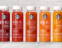 Starbucks Juice & Yogurt