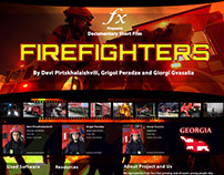 FIREFIGHTERS - Poster