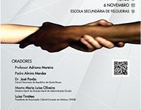 Cartaz Conferência 1 ⋅ Associação GRITAH