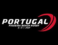 Portugal Figueira Beach Rugby