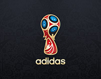 2018 World Cup Russia x Adidas