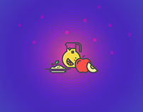 Creaticons: Food & Beverages [Vector Icons]