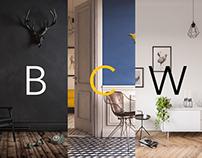 B C W