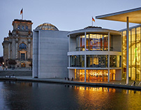 Government district - Berlin