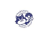Donut Shop Logos
