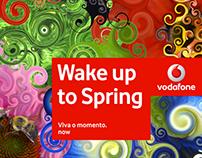 Vodafone POS Spring Campaign