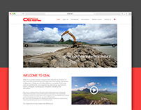Ceal - Website Design