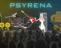 Psyrena: electro-pop from a music avatar