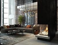Private house. 430 sq. m. Concept.