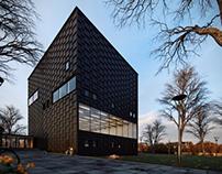 Tham & Videgard's Art Museum - Tomorrow Challenge,