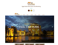 Egypt Hotels Website