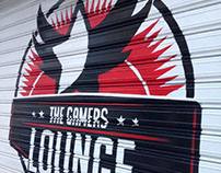 Shutter commission - The Gamers Lounge