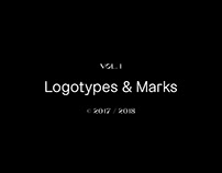 Logotypes & Marks - Vol. I