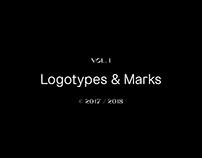 Logotypes & Marks - Vol. I
