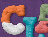 Modeling Clay - Photoshop Actions