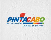Logotipo - PintaCabo
