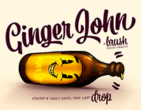 Ginger John Typefamily