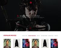 Website Design 2014-2015