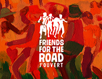 Branding: Friends for the Road Jouvert