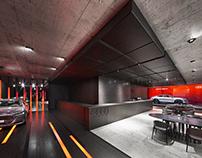 Automotive Brand Spaces