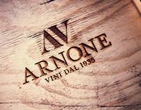 Arnone Vini - Branding