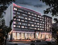 Y.B-HOTEL APARTMENTS