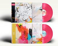 VINYL RECORD COVER LP