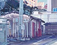 Grey Bus Depot