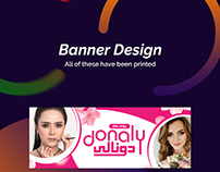 banners Design | Printed commercials