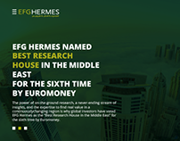 EFG HERMES Research Portal Reimagined