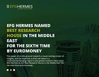 EFG HERMES Research Portal Reimagined