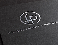 Creative Financial Partners Logo & Branding