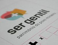 [Marca + Manual] Ser Gentil, Patrimônio do Povo Mineiro
