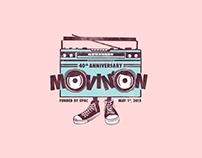 Movin' On Logo 2015