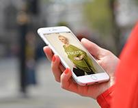 Mobile App UI|UX
