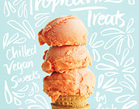 Tropical Treats Vegan Cookbook