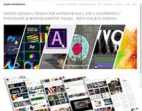 NEW WEBSITE / UPDATE ..