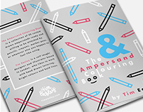 The Ampersand Colouring Book