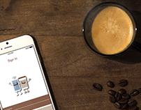 Social Coffee Mug: UI/UX