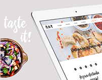 Din Tai Fung - tasty website