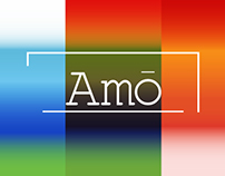 Amó / Visual Identity and Product Design