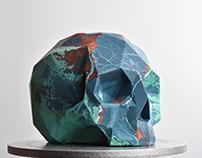 Skull Totem 09